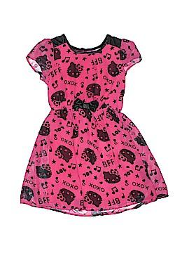 Hello Kitty Dress Size 6 - 6X