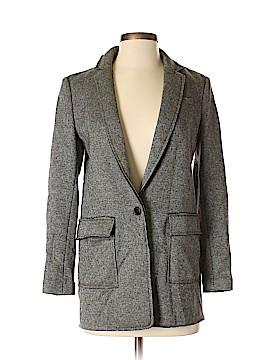 Banana Republic Wool Coat Size 4 (Petite)