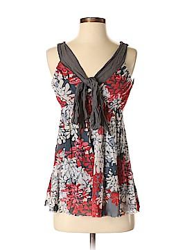 Weston Wear Sleeveless Silk Top Size S