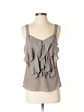 Dil Sleeveless Silk Top Size 0
