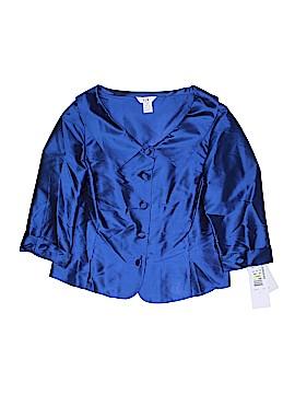 S.L.B. Silk Blazer Size 14