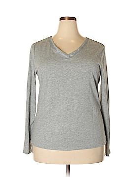 Laura Scott Long Sleeve T-Shirt Size XXL