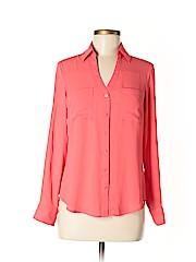Express Women Long Sleeve Blouse Size XS