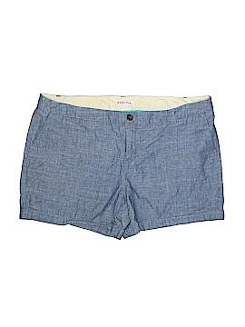 Merona Denim Shorts Size 16