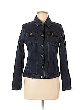 Theme Denim Jacket Size 8