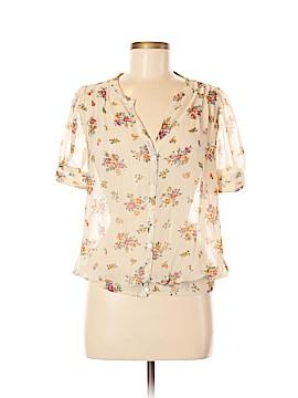 XXI Short Sleeve Blouse Size M