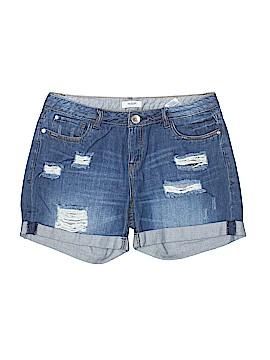 Kensie Denim Shorts 29 Waist