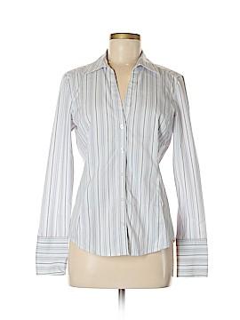 Ann Taylor Factory Long Sleeve Blouse Size 8