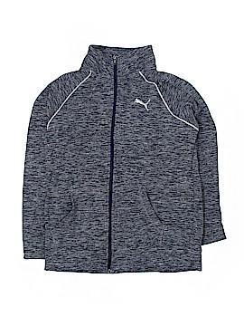 Puma Fleece Jacket Size 16