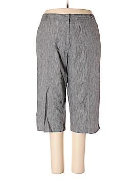Larry Levine Linen Pants Size 24w (Plus)