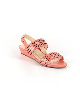 Rose Petals by Walking Cradles Sandals Size 7