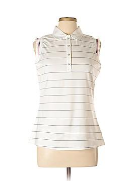 Annika Cutter & Buck Short Sleeve Polo Size M