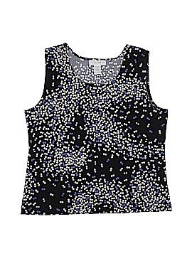 Sag Harbor Sleeveless T-Shirt Size L