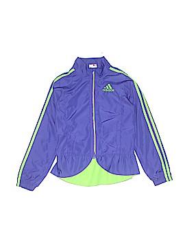 Adidas Track Jacket Size 6X