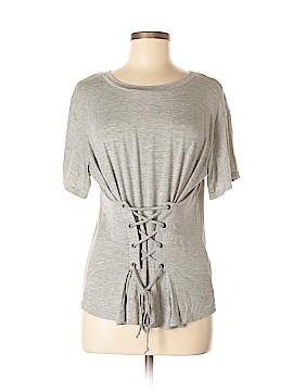 June & Hudson Short Sleeve Top Size M