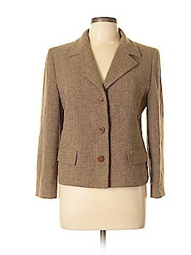 Max Mara Wool Blazer Size 10