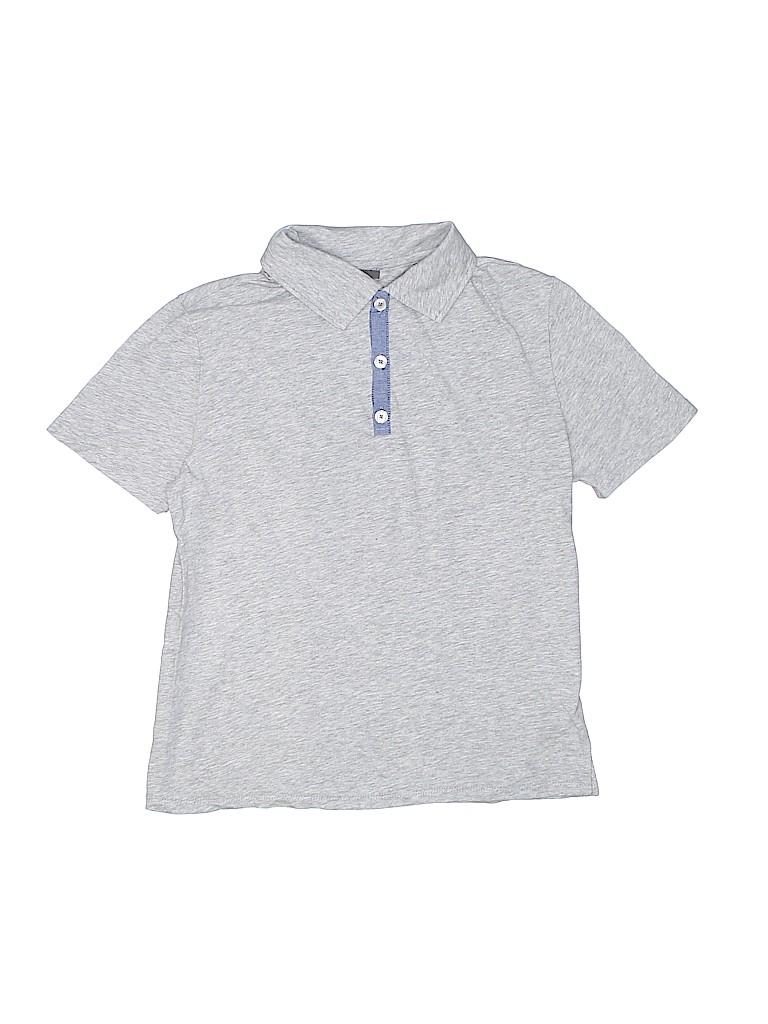 Vince. Boys Short Sleeve Polo Size M (Youth)