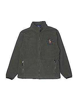 Polo by Ralph Lauren Fleece Jacket Size 12 - 14