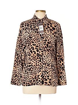 Laurel Long Sleeve Silk Top Size 38 (EU)