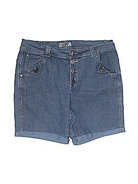 Crest Jeans Denim Shorts Size 20 (Plus)