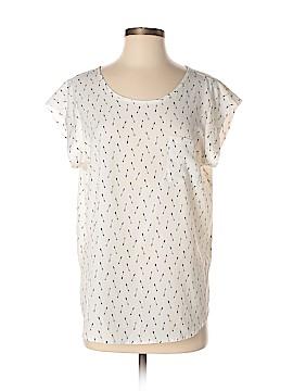Sweet Rain Short Sleeve Blouse Size XL