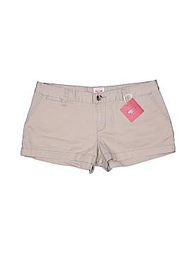 Mossimo Khaki Shorts Size 11