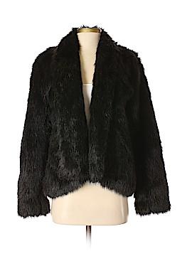 BB Dakota Faux Fur Jacket Size S