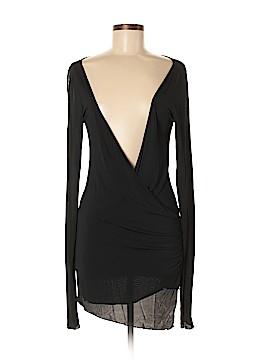 Sarah Pacini Long Sleeve Top Size Med (2)