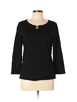 Josephine Chaus Silk Pullover Sweater Size XL