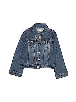 Vigoss Denim Jacket Size 4T