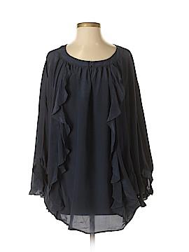 BCBGMAXAZRIA 3/4 Sleeve Blouse One Size