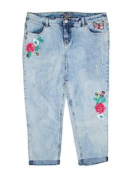 Justice Jeans Jeans Size 16 (Husky)
