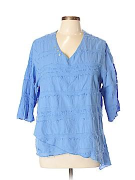 Lulu-B 3/4 Sleeve Blouse Size XL