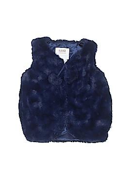 Kanz Faux Fur Vest Size 2