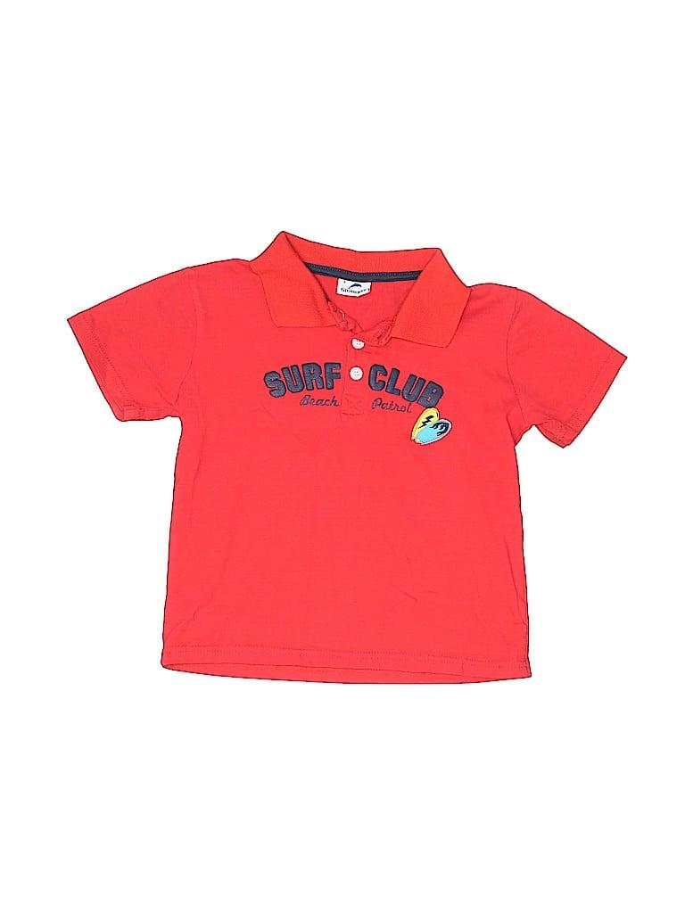 Gioberti Boys Short Sleeve Polo Size 6