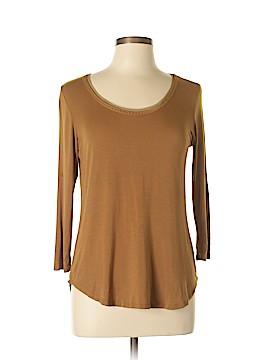 Bordeaux 3/4 Sleeve T-Shirt Size M