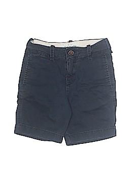 Abercrombie Khaki Shorts Size 8