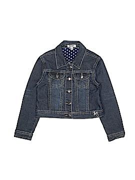 DKNY Denim Jacket Size 6