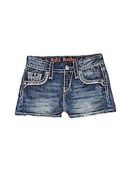 Rock Revival Denim Shorts 25 Waist