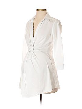 Maternal America 3/4 Sleeve Blouse Size S (Maternity)