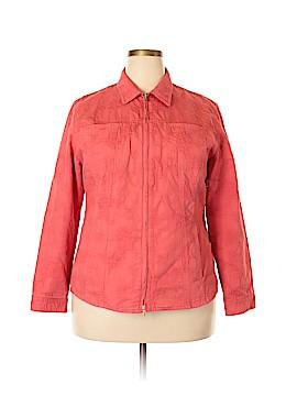 Jones New York Signature Jacket Size 1X (Plus)