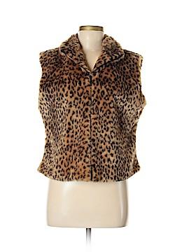 Cejon Accessories Inc. Faux Fur Vest Size M