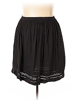 Jane Ashley Casual Skirt Size 2X (Plus)