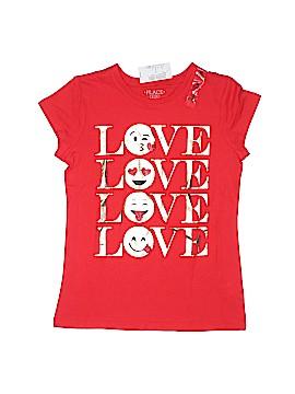 The Children's Place Short Sleeve T-Shirt Size M (Kids)