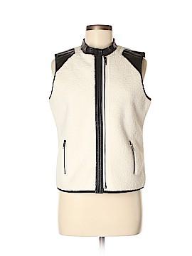 Chelsea & Violet Faux Fur Vest Size M