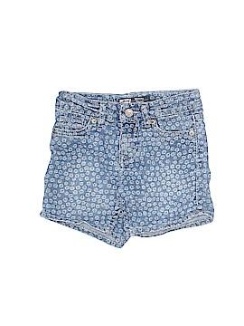Little Levi's Denim Shorts Size 4