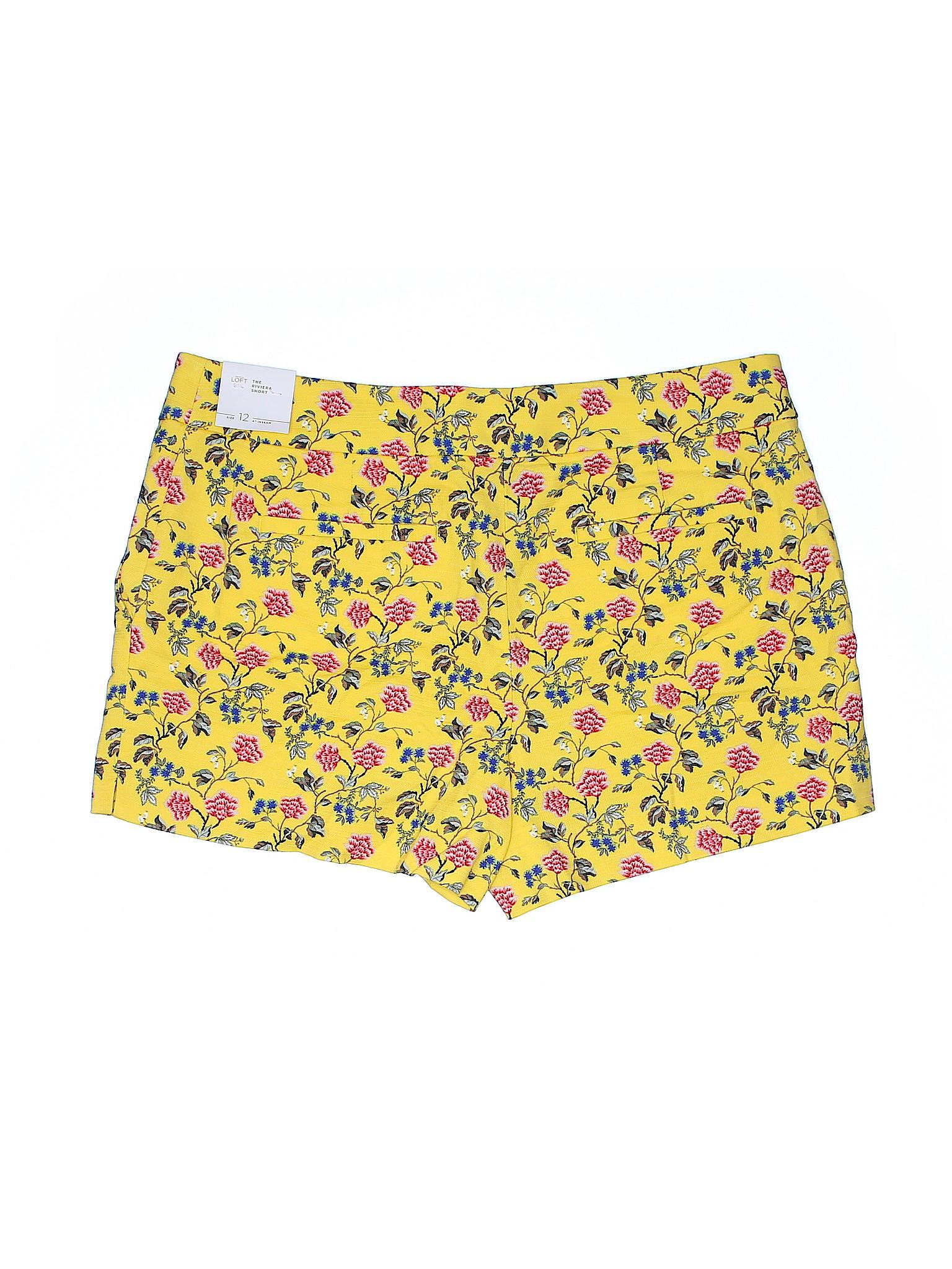 Boutique Taylor LOFT Shorts Ann Khaki 77qw5Zr