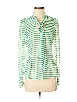 Ezra Long Sleeve Blouse Size S