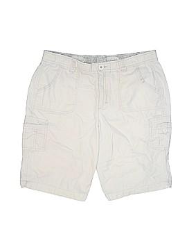 Gloria Vanderbilt Cargo Shorts Size 14