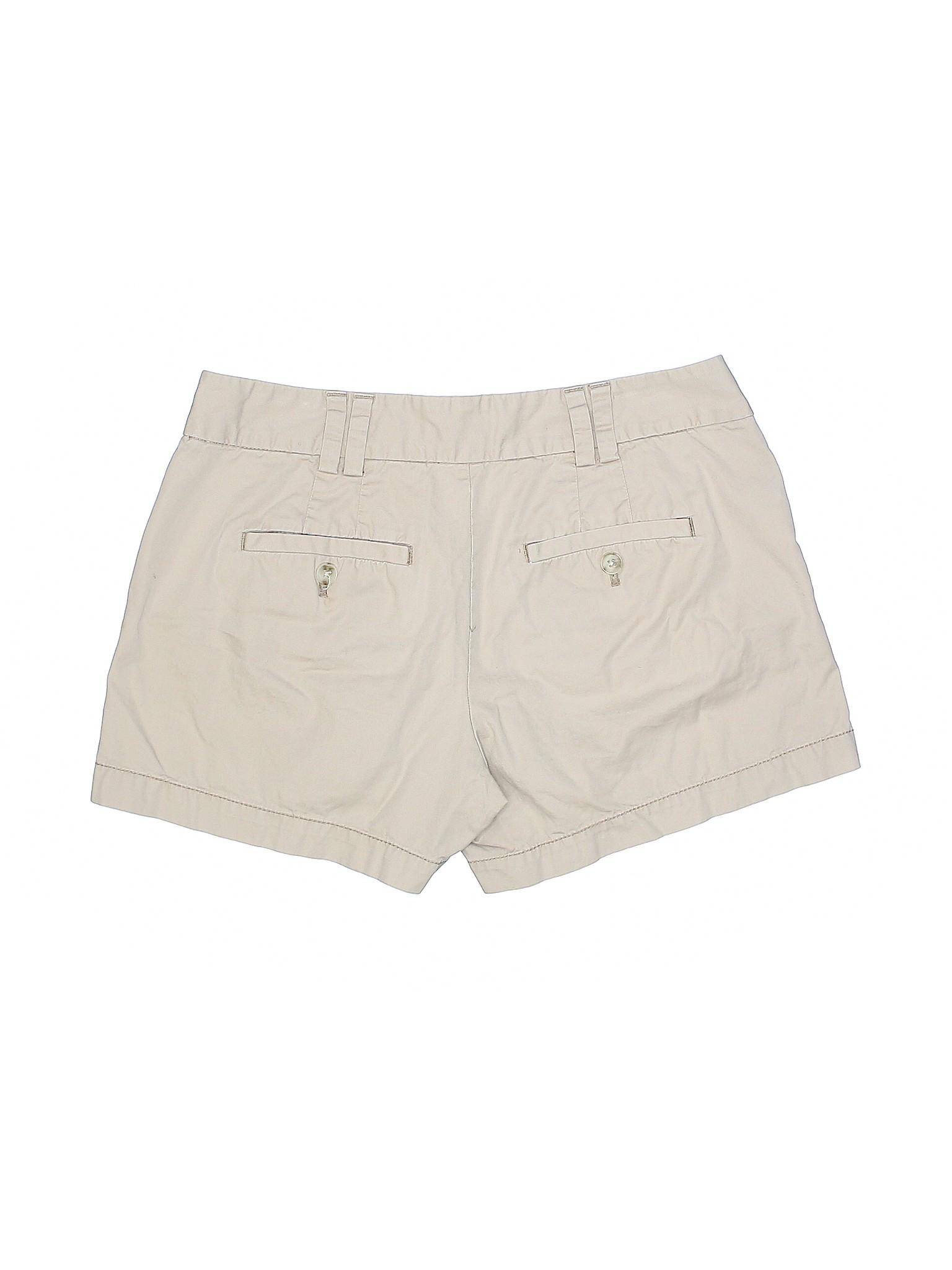 Khaki LOFT Ann Taylor Shorts Boutique Rq08xC